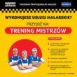 """Bezpłatne szkolenie """"Trening Mistrzów"""" już 21 lipca w Kraśniku"""