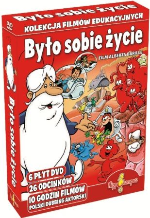 Bylo sobie _ycie, DVD, empik.com