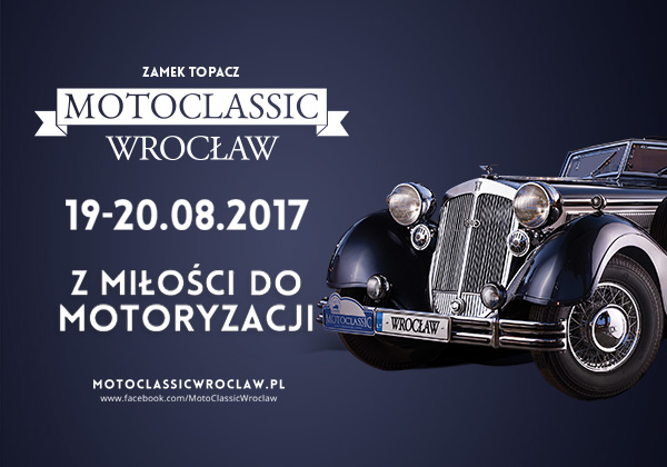 MotoClassic Wrocław 2017 w Zamku Topacz