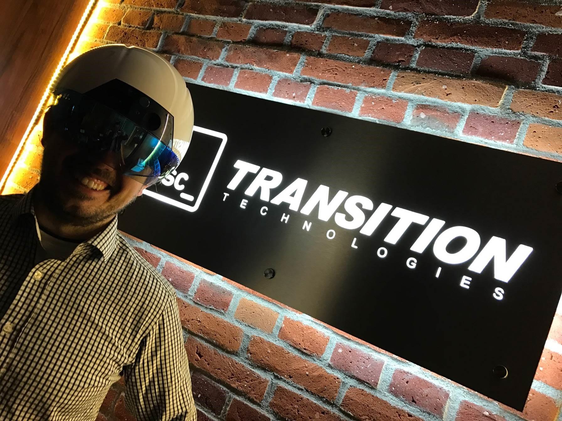 Transition Technologies PSC z certyfikacją Microsoft Mixed Reality Partner