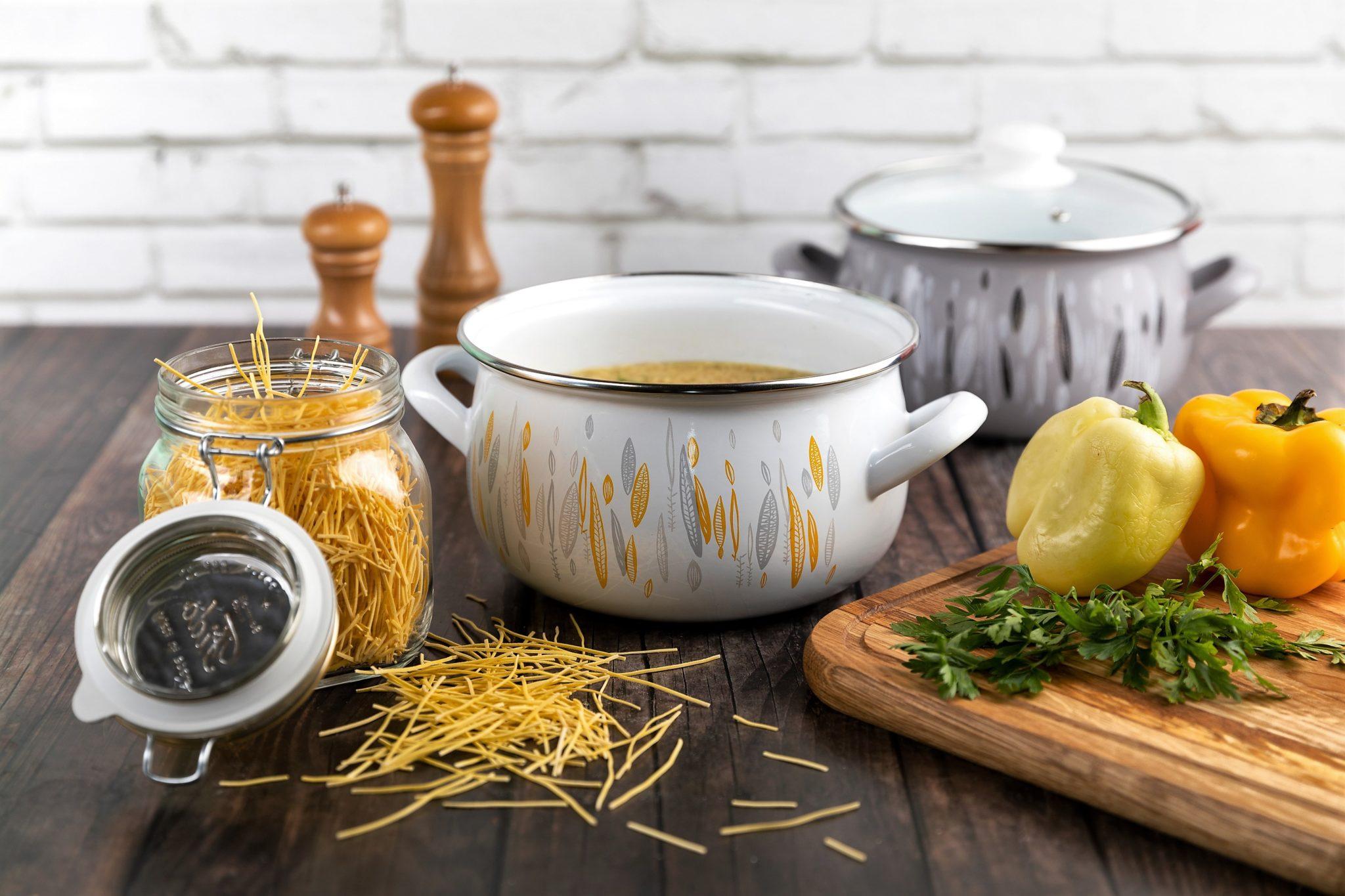 Gotuj zdrowo!  Emalia Polska Pleszew w Twojej kuchni