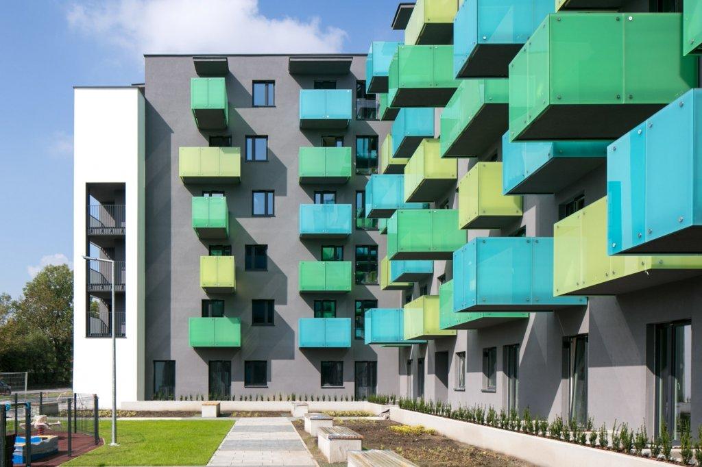 Architektura pełna barw